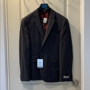 Brand new express slim fit photographer blazer